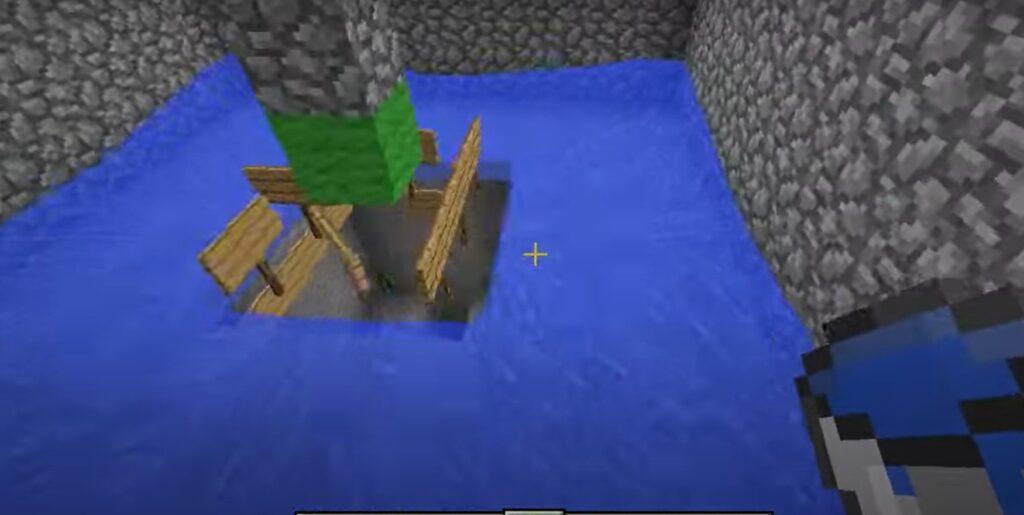 Ферма пауков в Minecraft ставим таблички
