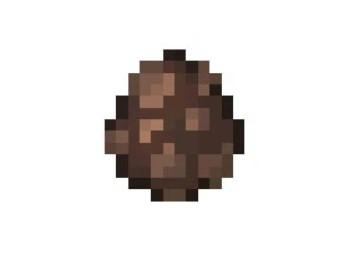 Яйцо призыва жителя Майнкрафт