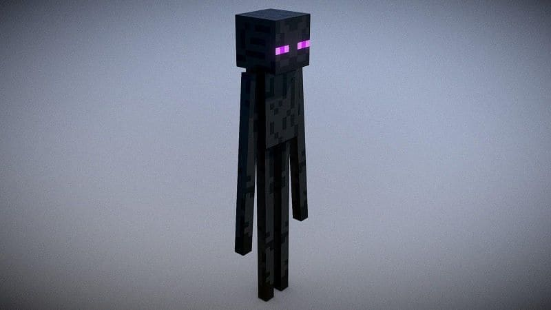 Эндермен Minecraft
