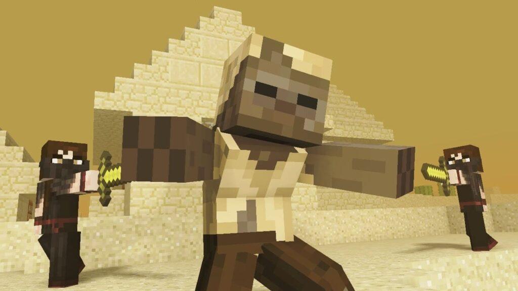 Кадавр Minecraft
