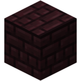 Адский блок Майнкрафт