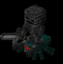 Виды пауков в Minecraft