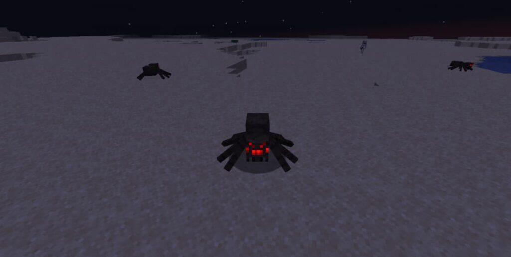 Какой лут выпадает после убийства паука Майнкрафт